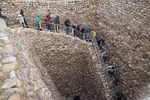 Beersheba cistern