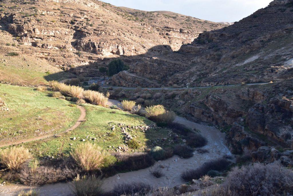 Desert of Pareth January 2018 Israel Tour