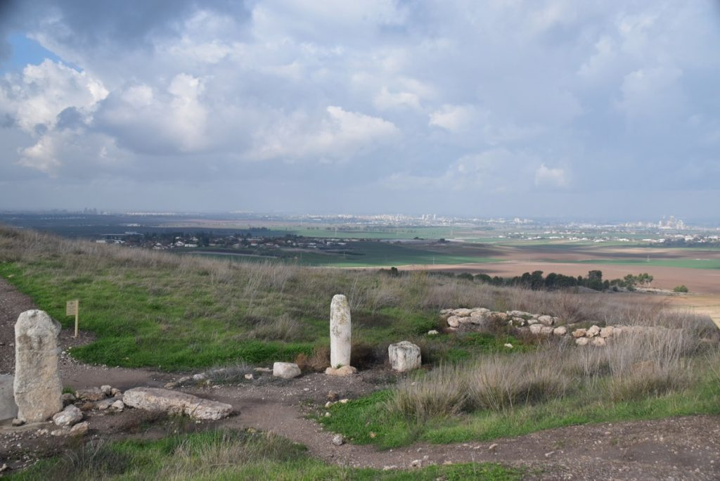 View from gezer January 2018 Israel Tour