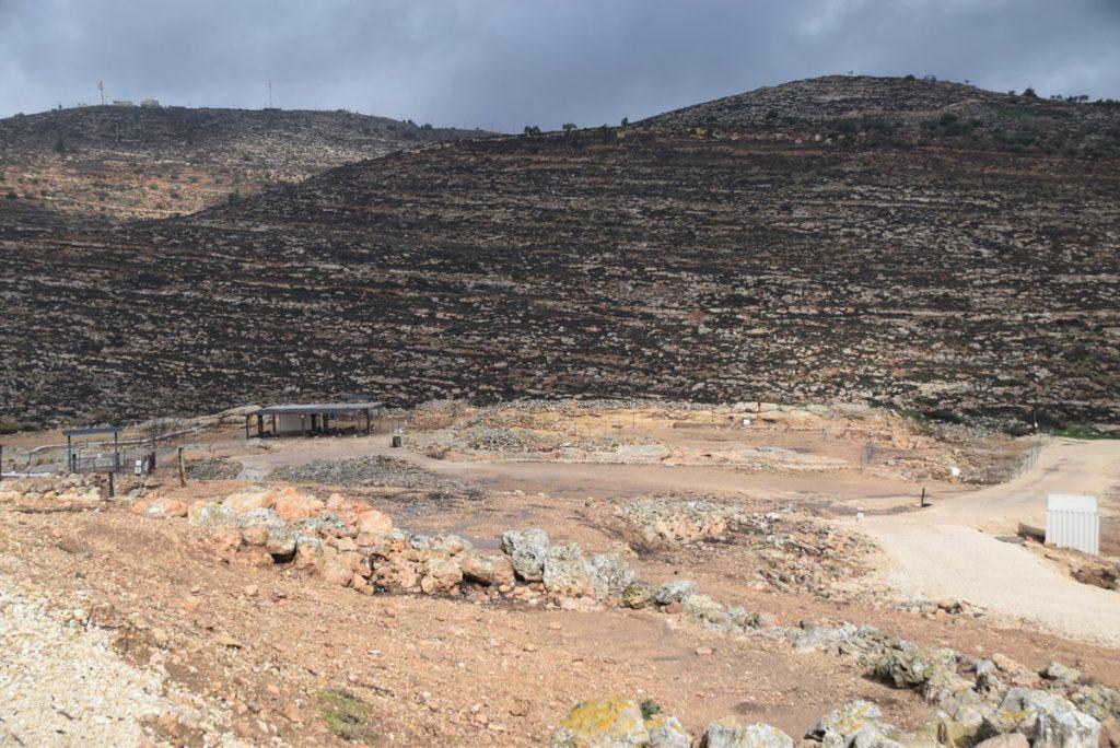 Tel Shiloh January 2018 Israel Tour