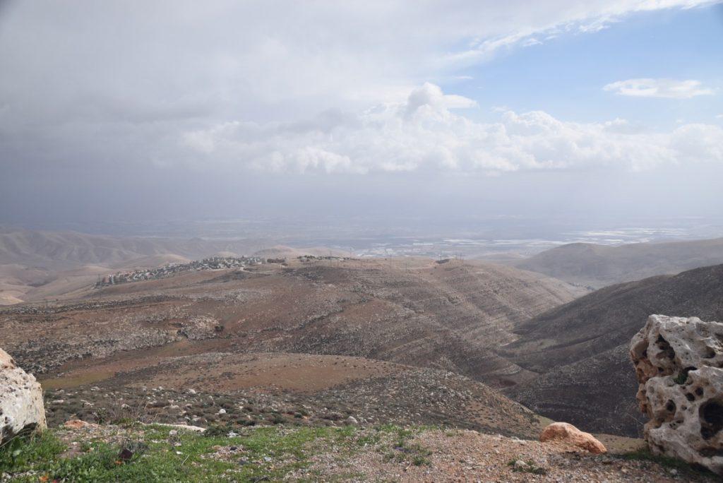 Samaritan Desert January 2018 Israel Tour