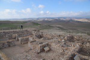 Arad Israel temple