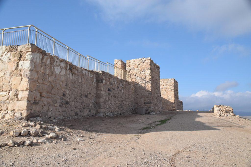 Arad Citadel January 2018 Israel Tour