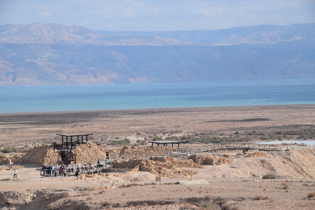 Qumran January 2018 Israel Tour