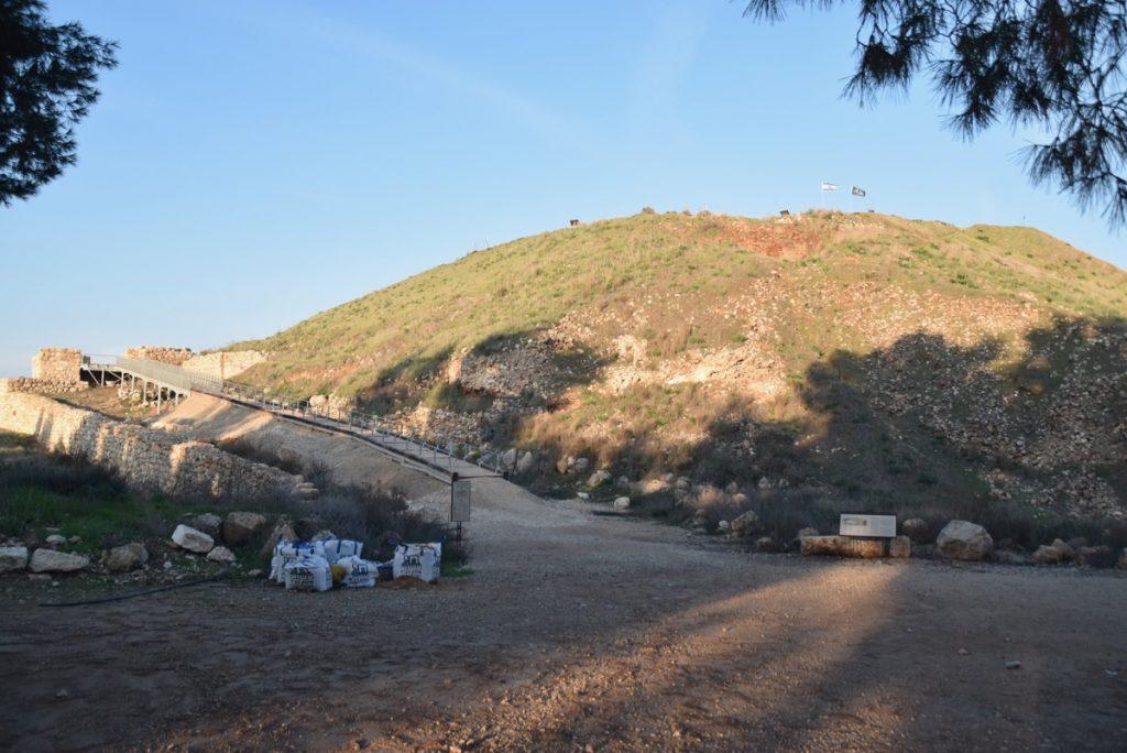 Lachish January 2018 Israel Tour