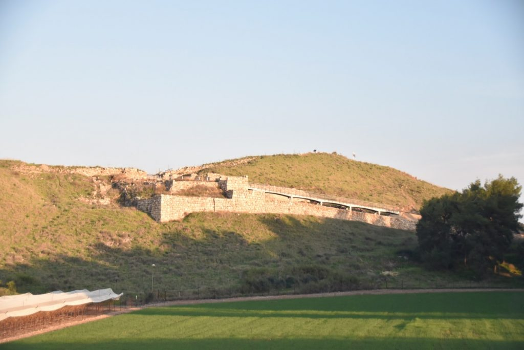 Lachish January 2018 Israel Tour