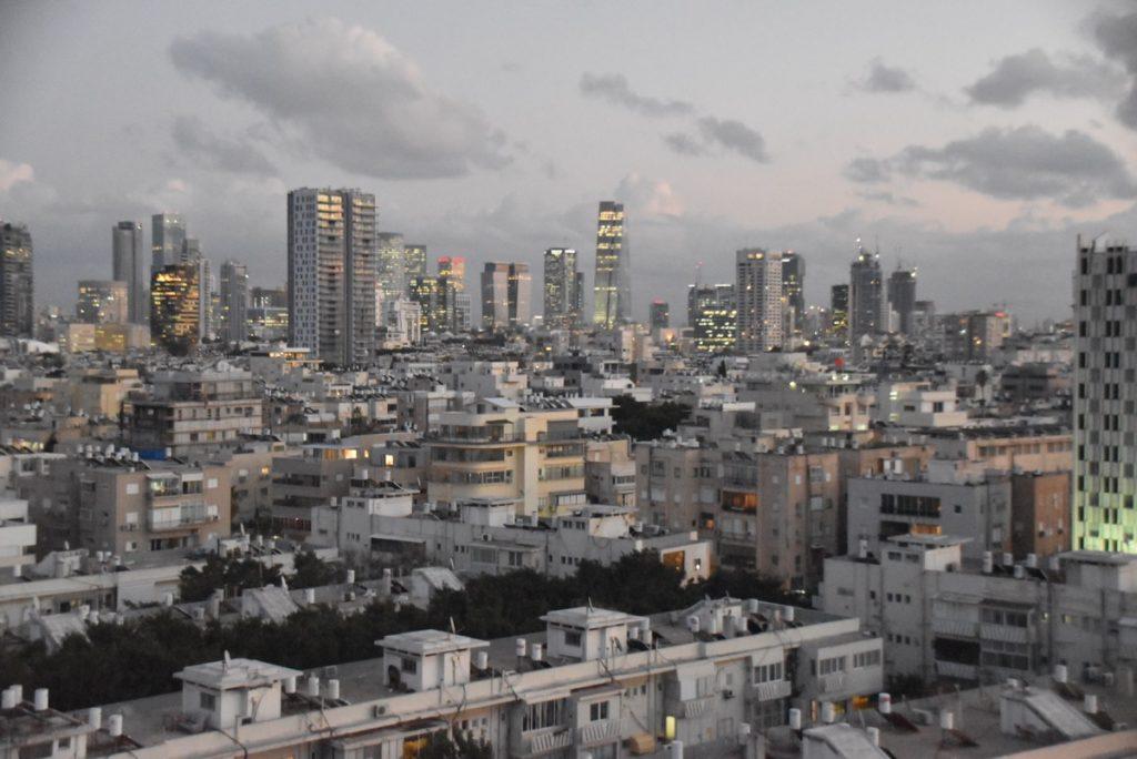 Tel Aviv Israel January 2018 Israel Tour