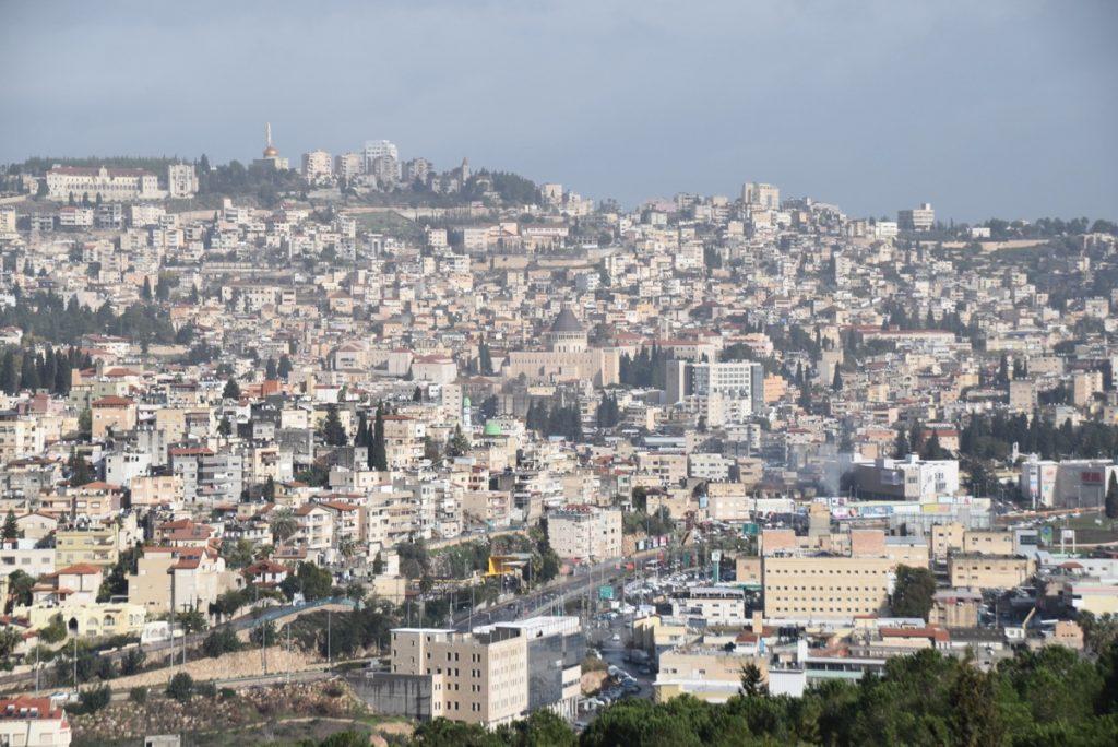 Nazareth January 2018 Israel Tour