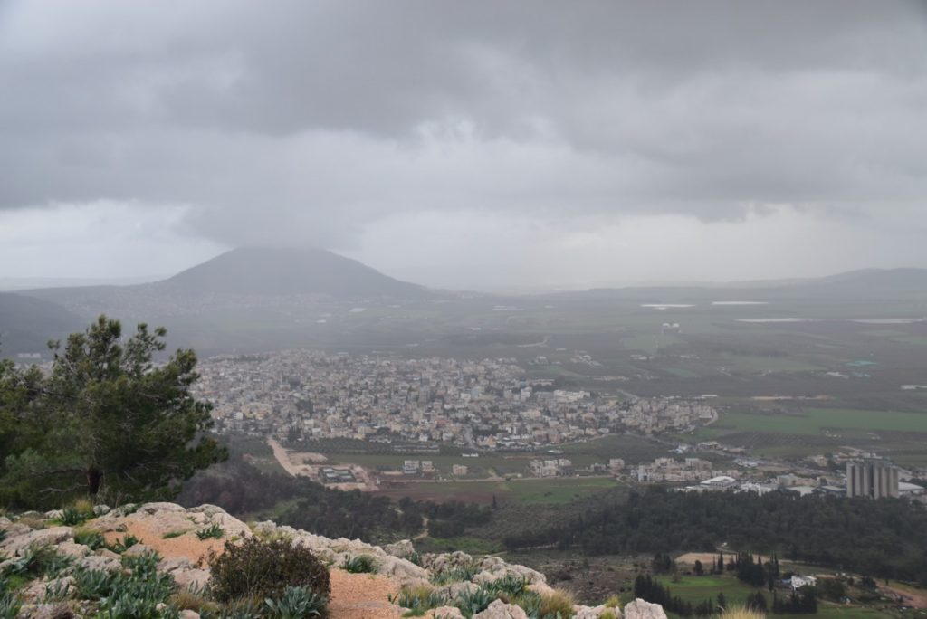 Mt. Tabor and Jezreel Valley January 2018 Israel Tour