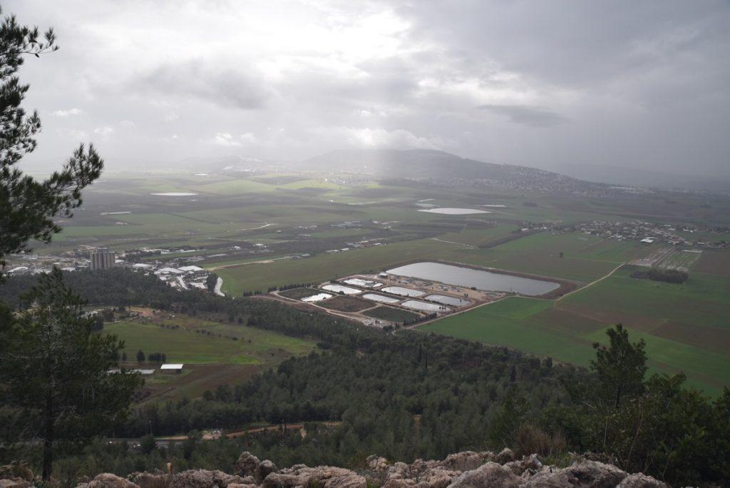 Jezreel Valley January 2018 Israel Tour