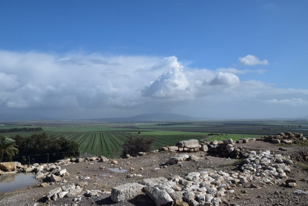 Tel Megiddo January 2018 Israel Tour