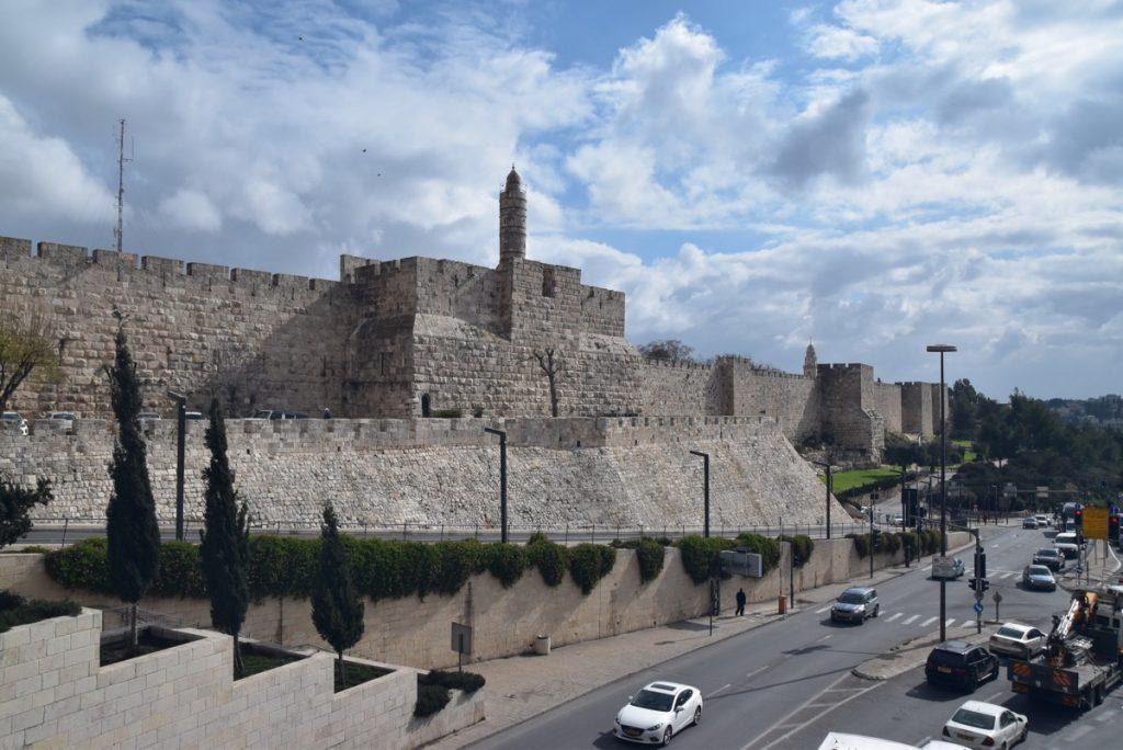 Old City Jerusalem January 2018 Israel Tour