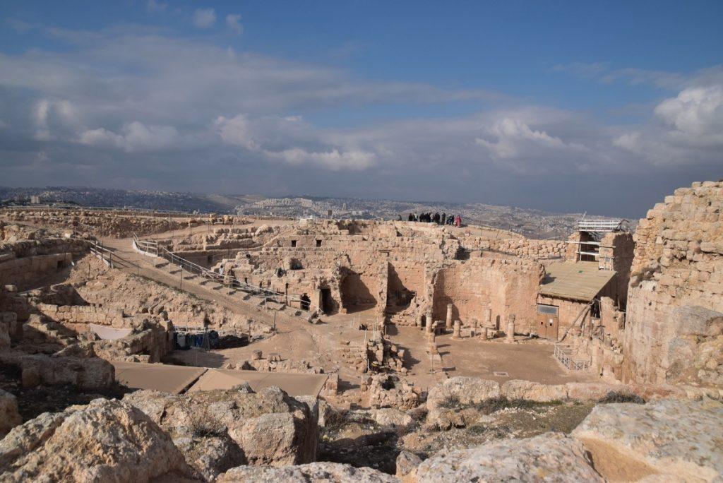 Herodium January 2018 Israel Tour