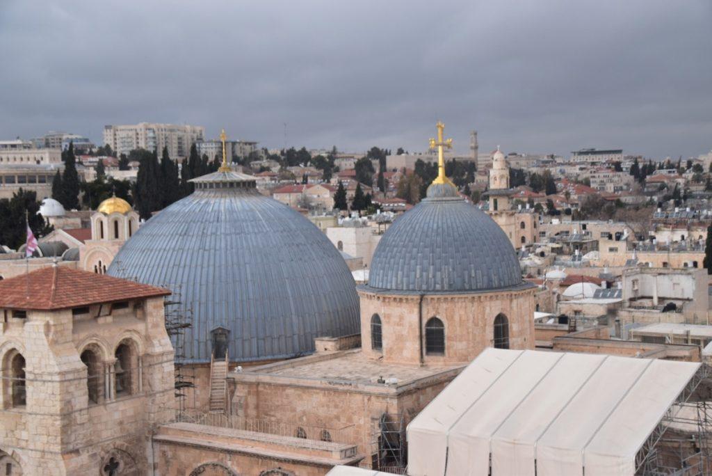 Holy Sepulcher Jerusalem January 2018 Israel Tour