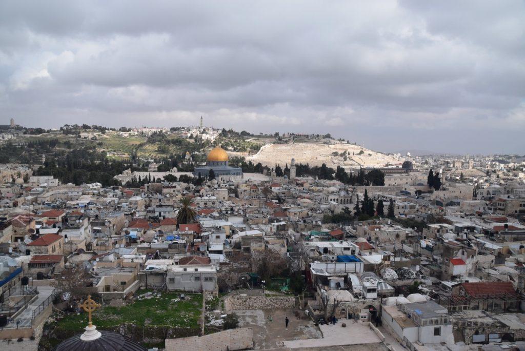 Temple Mount Jerusalem January 2018 Israel Tour