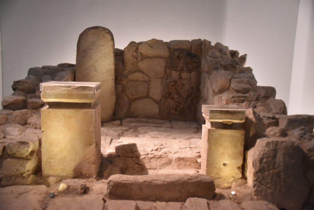 Israel museum Arad holy of holies Jerusalem January 2018 Israel Tour
