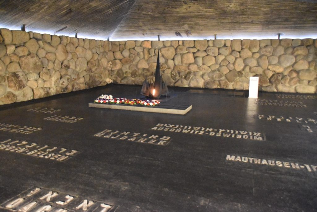 Yad Vashem Jerusalem January 2018 Israel Tour