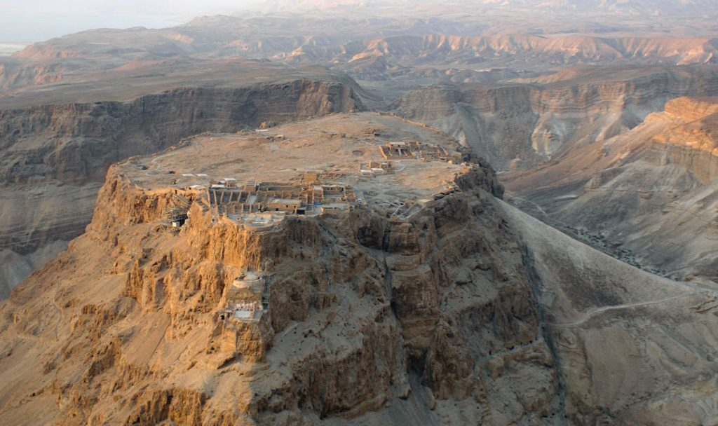 Masada January 2018 Israel Tour