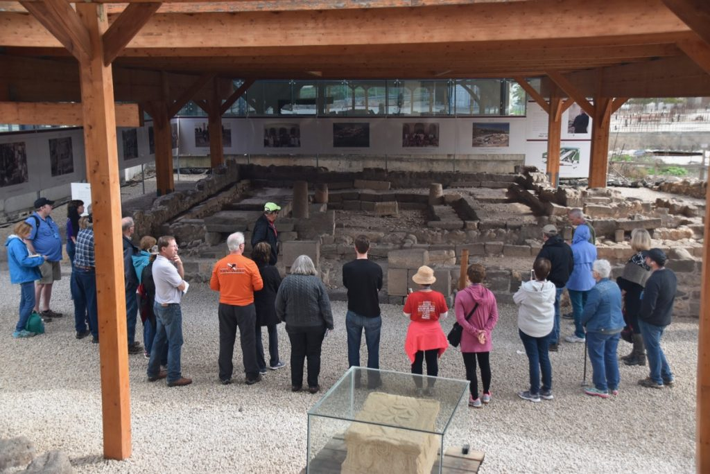 Magdala February 2018 Israel Tour