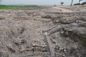Megiddo water system