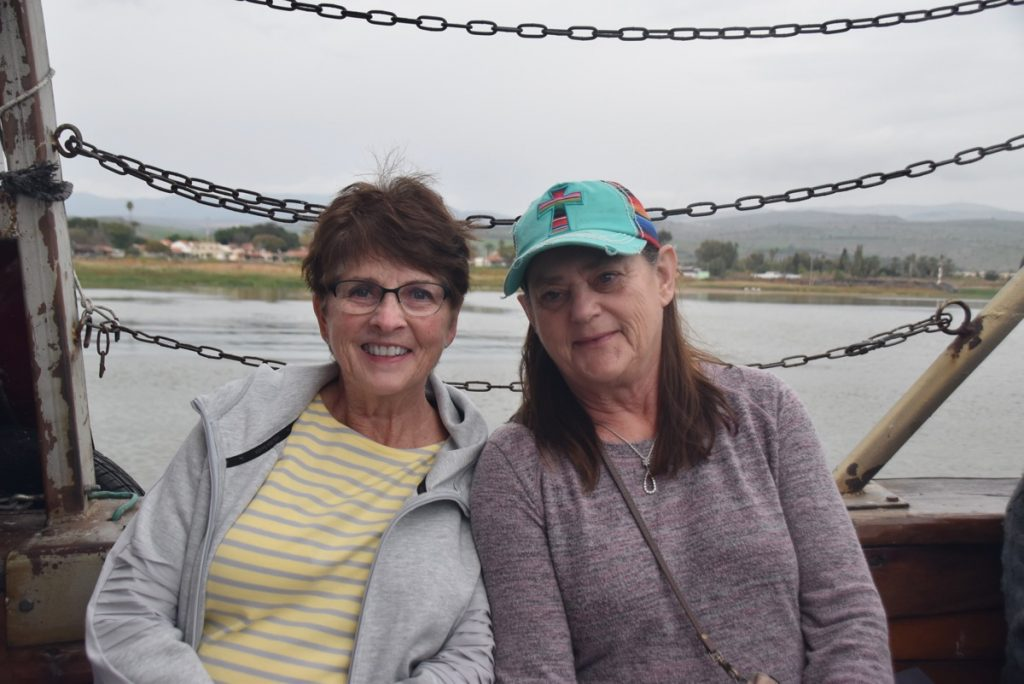 Sea of Galilee boat ride February 2018 Israel Tour with Dr. John DeLancey