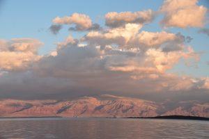 Dead Sea and Moab