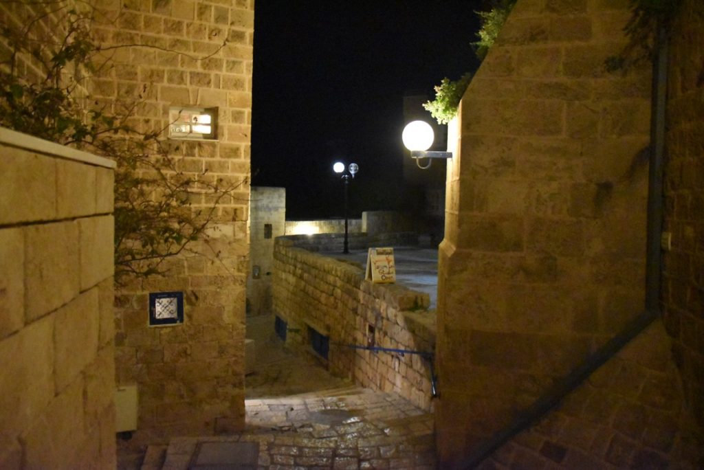 Jaffa - Israel Tour March 2018 with John DeLancey