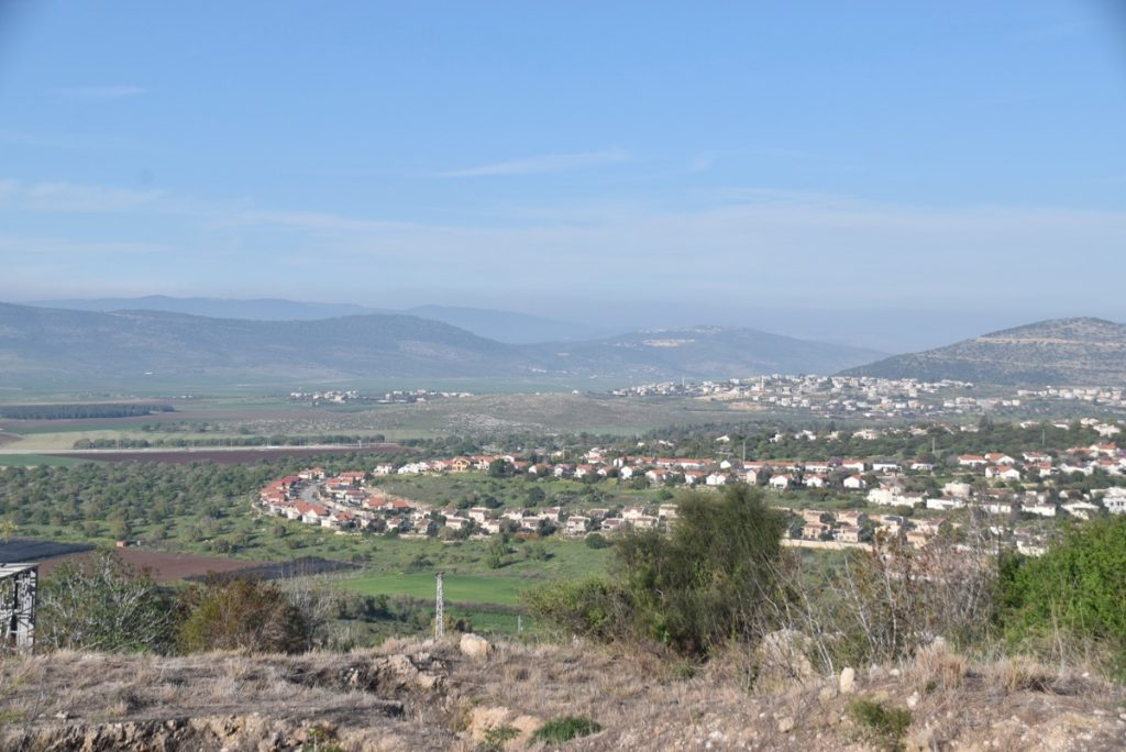 Best Netofa valley March 2018 Israel Tour with John DeLancey