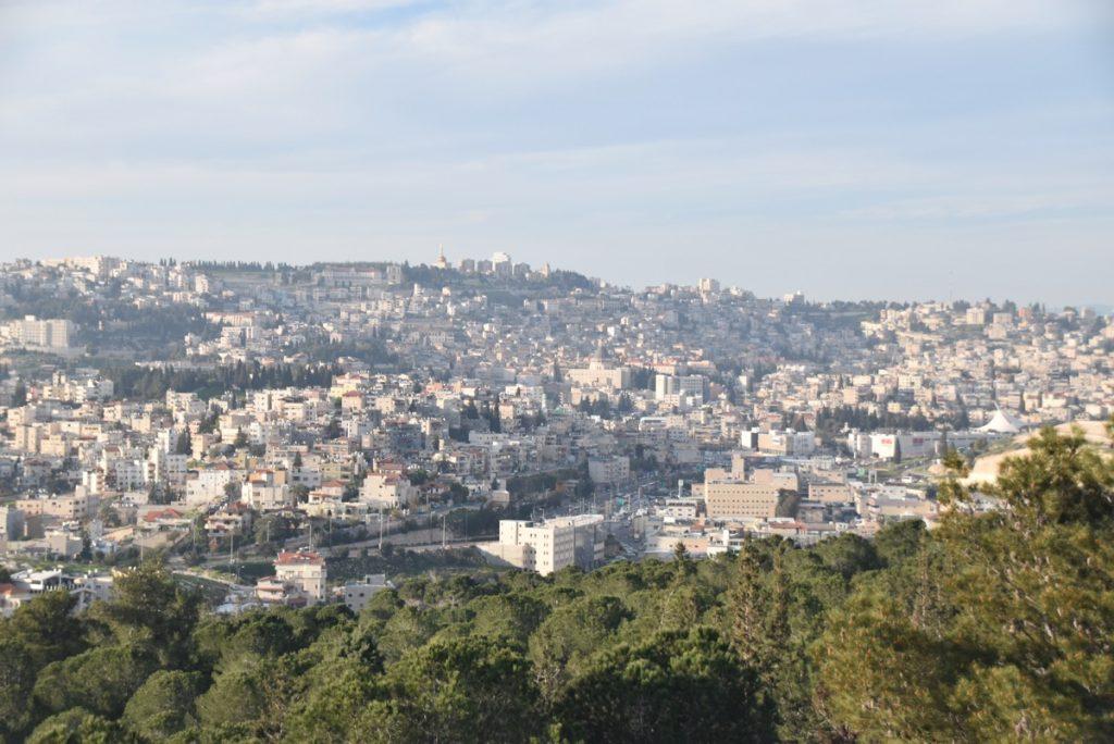 Nazareth March 2018 Israel Tour with John DeLancey