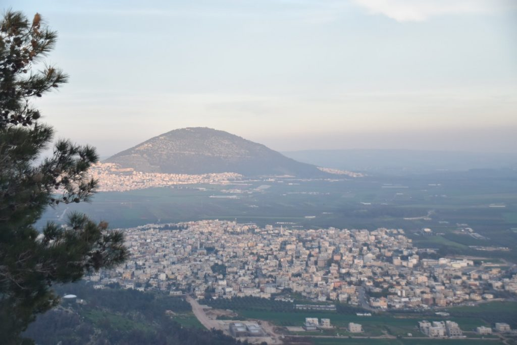 Mt. Tabor March 2018 Israel Tour with John DeLancey