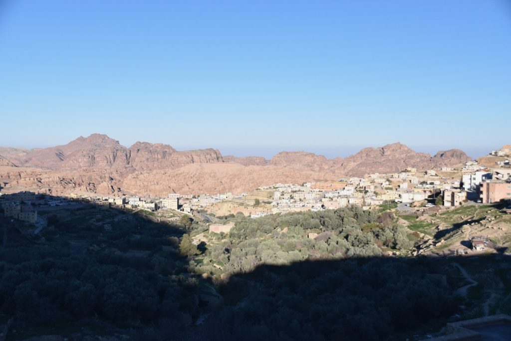 Petra, Jordan March 2018 Israel Tour with John DeLancey