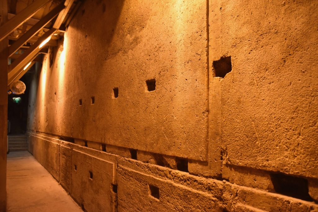 Western Wall Tunnel March 2018 Israel Tour with John DeLancey