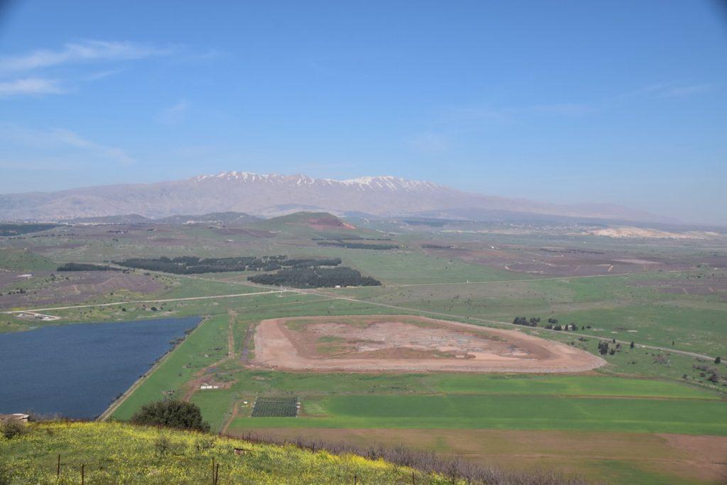 Bental Mt Hermon March 2018 Israel Tour John DeLancey