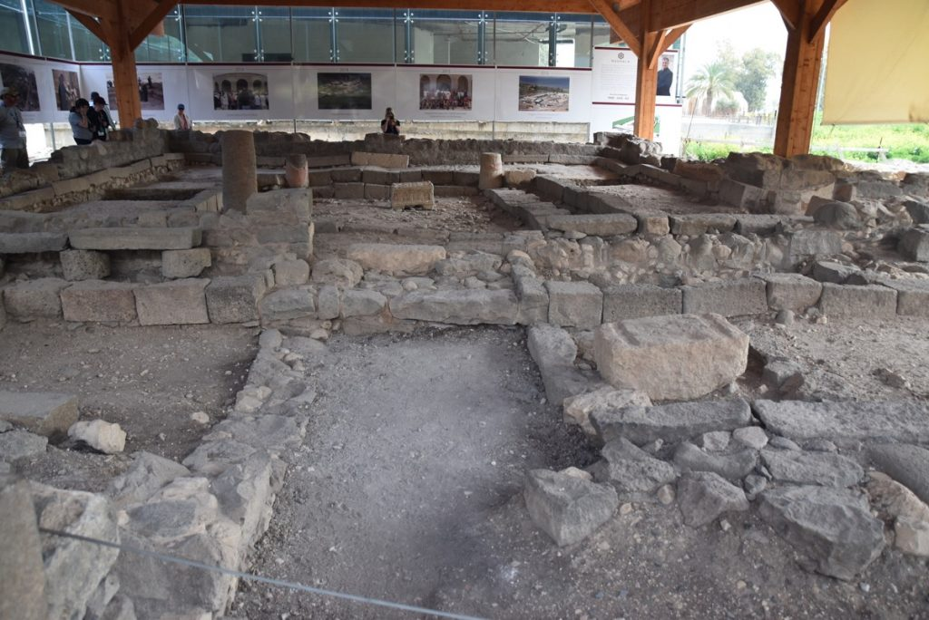 Magdala March 2018 Israel Tour with John DeLancey