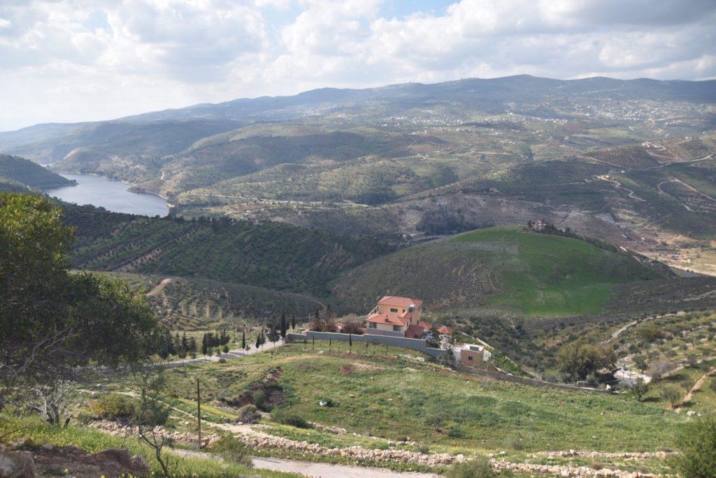 Jabbok River Jordan March 2018 Israel Tour John DeLancey