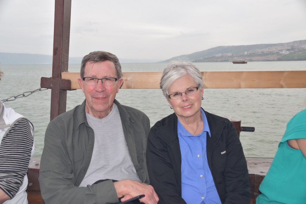 March 2018 Israel Tour Group with John DeLancey