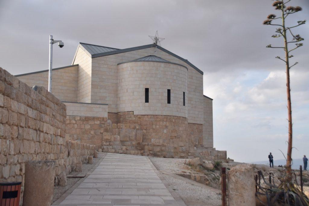 Mt. Nebo Jordan March 2018 Israel Tour John DeLancey