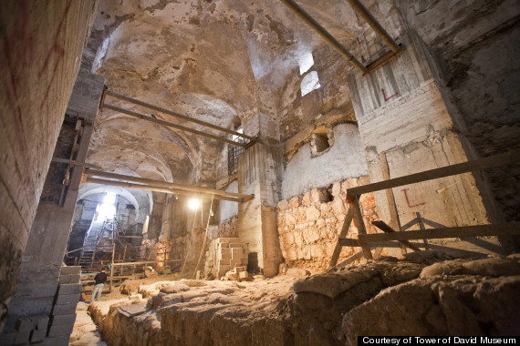Herod's Palace – The Place of Jesus' Sentencing