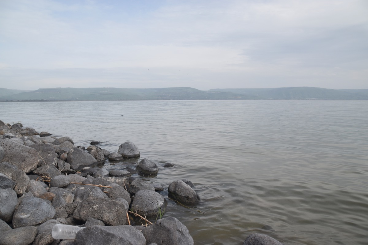 The Quiet Capernaum Shoreline
