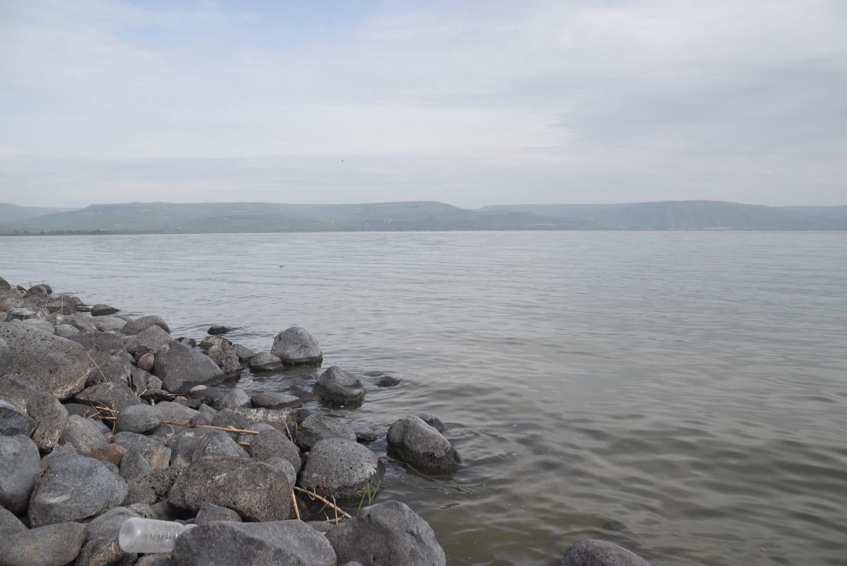 The Quiet Capernaum Shoreline