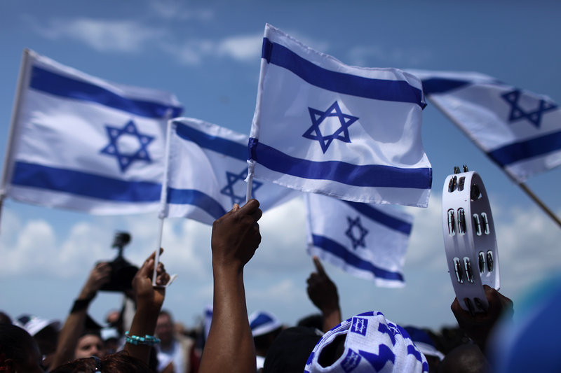 Israel's Memorial and Independence Days