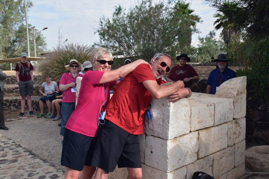 Beersheba May 2018 Israel Tour Dr. John DeLancey