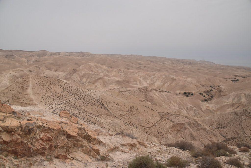 Wadi Qelt May 2018 Israel Tour Dr. John DeLancey