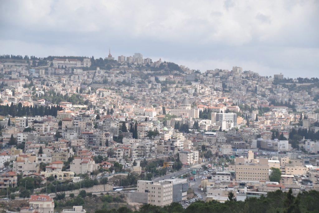 Nazareth May 2018 Israel Tour Dr. John DeLancey
