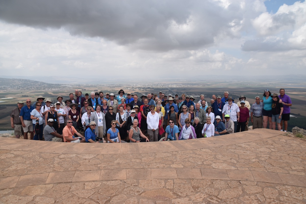 May 2018 Extensive Israel Tour Summary – Day 9