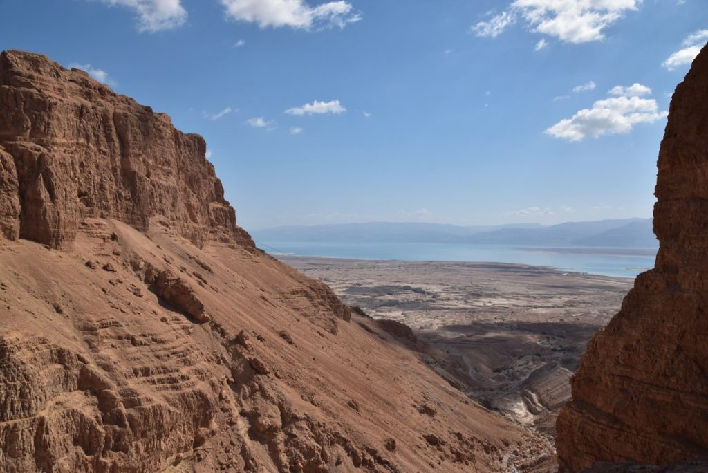 Masada and Dead Sea May 2018 Israel Tour Dr. John DeLancey