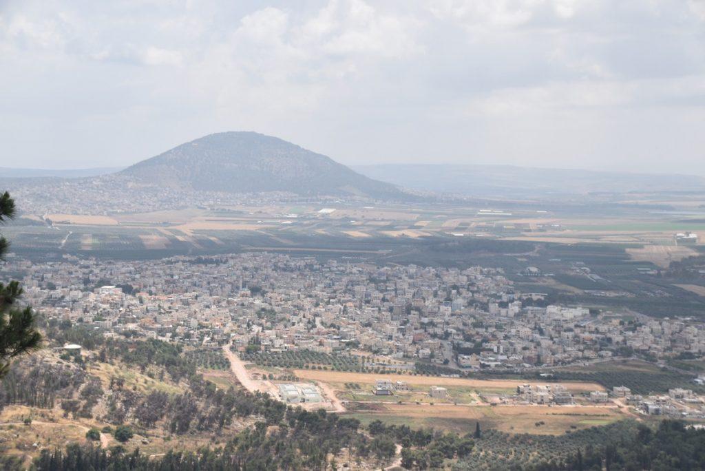 Mt. Tabor May 2018 Israel Tour Dr. John DeLancey