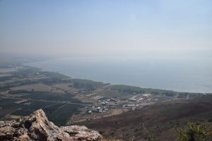 Arbel Sea of Galilee