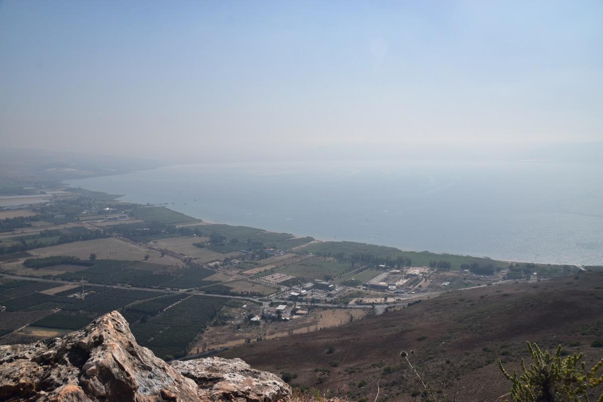 Arbel Sea of Galilee