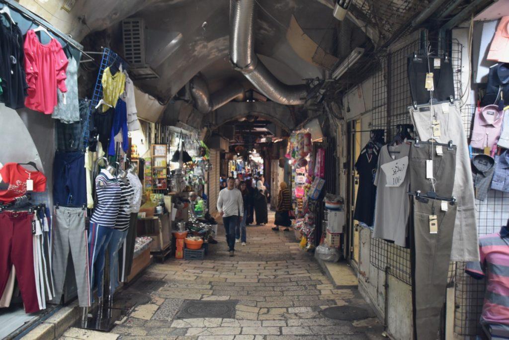 Jerusalem Old City May 2018 Israel Tour Dr. John DeLancey